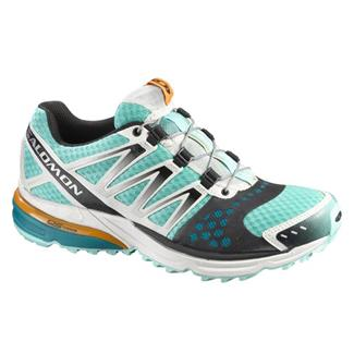Salomon XR Crossmax Neutral Celadon / Light Gray / Dark Bay Blue