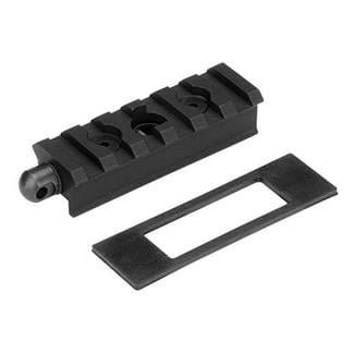 Blackhawk Swivel Stud Picatinny Rail Adapter Black