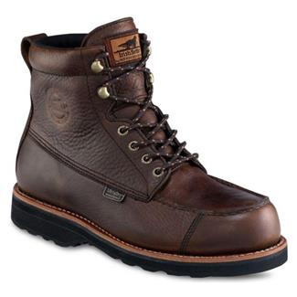 "Irish Setter 7"" WingShooter Moc Toe WP Dark Brown"