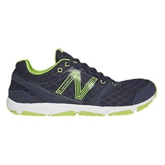 New Balance 730 Navy / Lime