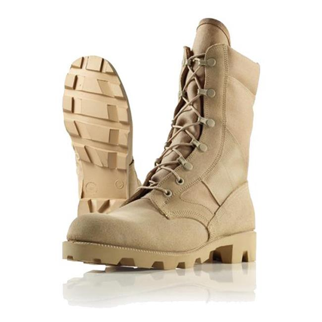 "Wellco 8"" Jungle Combat HW Desert Tan"