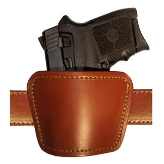 Gould & Goodrich Ambidextrous Concealment Holster Chestnut Brown