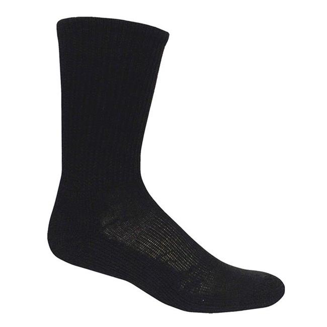 Magnum MX-1 Crew Socks - 2 Pack Black