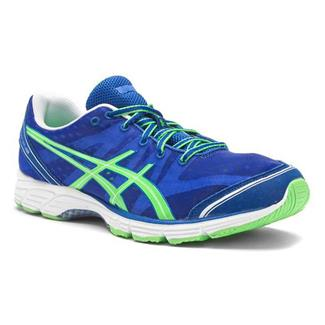 ASICS GEL-DS Racer 9 Blue / Neon Green / White