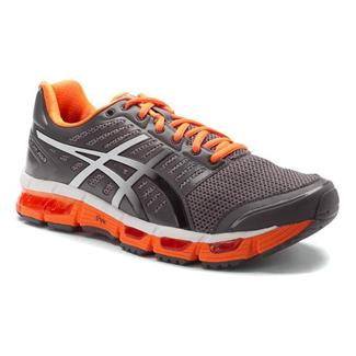 ASICS GEL-Cirrus33 Storm / Black / Electric Orange