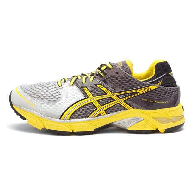 ASICS GEL-DS Trainer 17 Titanium / Flash Yellow / Lightning