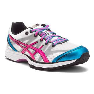 ASICS GEL-DS Racer 9 White / Neon Pink / Electric Blue