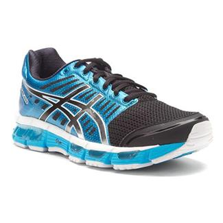 ASICS GEL-Cirrus33 Black / Granite / Electric Turquoise