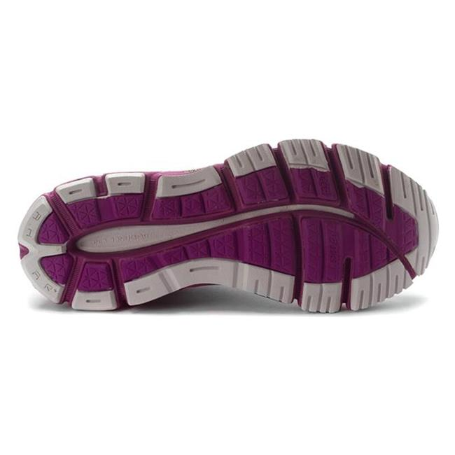 ASICS GEL-Cirrus33 White / Electric Violet / Lime