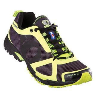 Pearl Izumi Peak II Black / Screaming Yellow