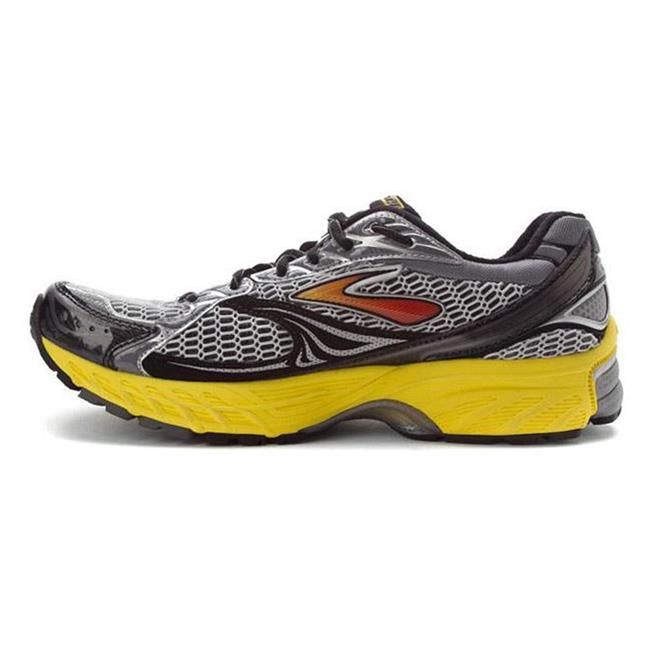 Brooks Ghost 4 Pavement / Empire Yellow / Atomic Orange