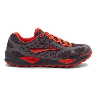 Brooks Cascadia 7 Cherry Tomato / Gargoyle / Anthracite