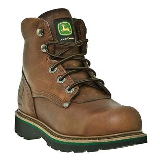 "John Deere 6"" Lace-Up ST Black Walnut"