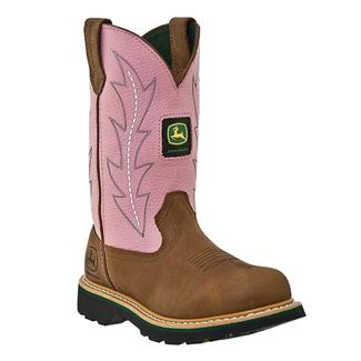 """John Deere 10"""" Wellington Pink"""