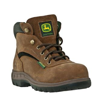 "John Deere 5"" WCT Lace-Up WP Poplar"