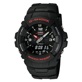 Casio G-Shock G100 Black