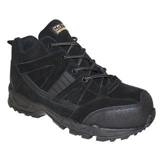 """McRae Industrial 5"""" Mid Hiker CT Black"""