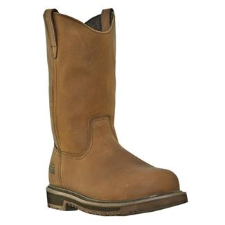 "McRae Industrial 11"" Wellington Pull-On Tan"