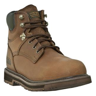 "McRae Industrial 6"" Lace-Up Tan"
