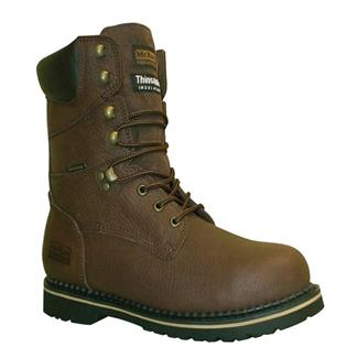 "McRae Industrial 8"" Lace-Up 400G WP Brown"