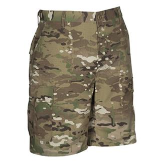 Propper Poly / Cotton Ripstop BDU Shorts (Zip Fly) Multicam