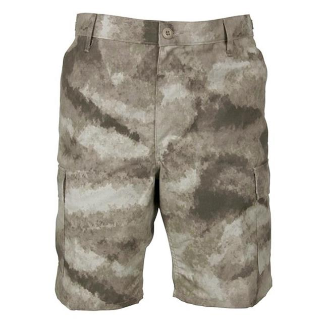 Propper Poly / Cotton Ripstop BDU Shorts (Zip Fly) A-TACS AU