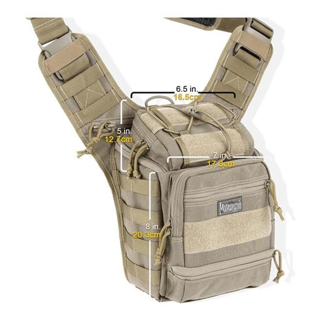 Maxpedition Colossus Versipack Khaki