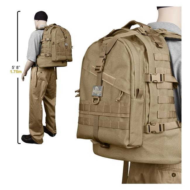 Maxpedition Vulture-II Backpack Khaki