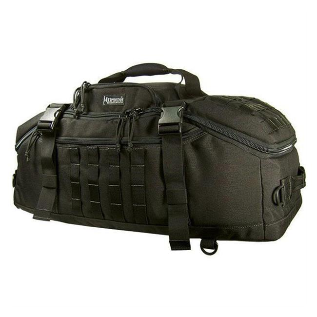 Maxpedition DoppleDuffel Adventure Bag Black