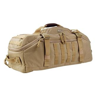 Maxpedition DoppelDuffel Adventure Bag Khaki