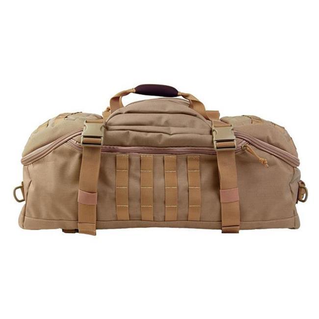 Maxpedition DoppleDuffel Adventure Bag Khaki