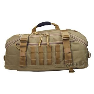Maxpedition FliegerDuffel Adventure Bag Khaki
