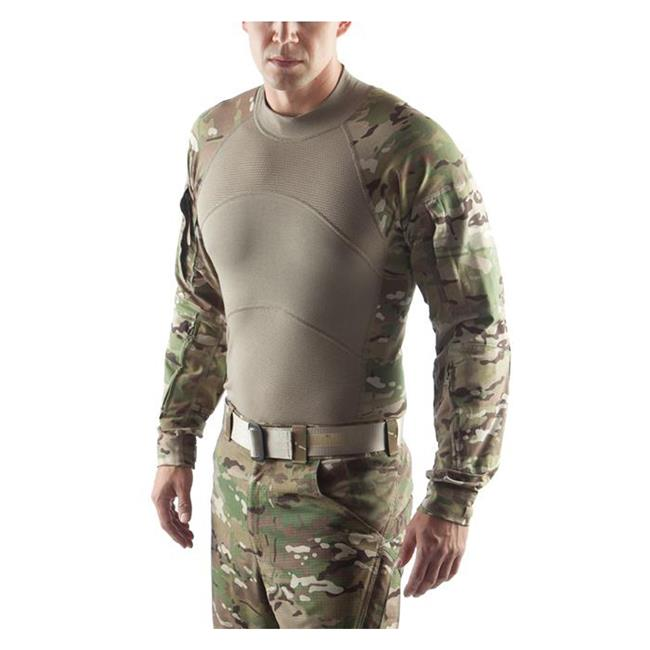 Massif Army Combat Shirts Multicam
