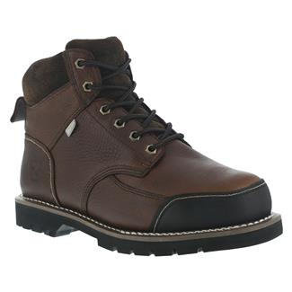 "Iron Age 6"" Dozer ST Brown"