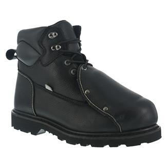 "Iron Age 6"" Ground Breaker ST Black"