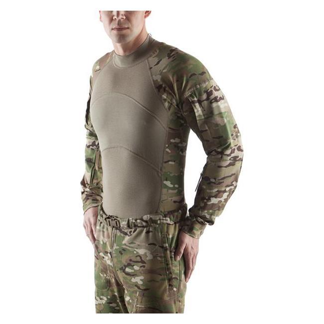 Massif Airman Battle Shirts Multicam