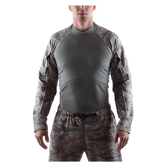 Massif Airman Battle Shirts Digital Tiger