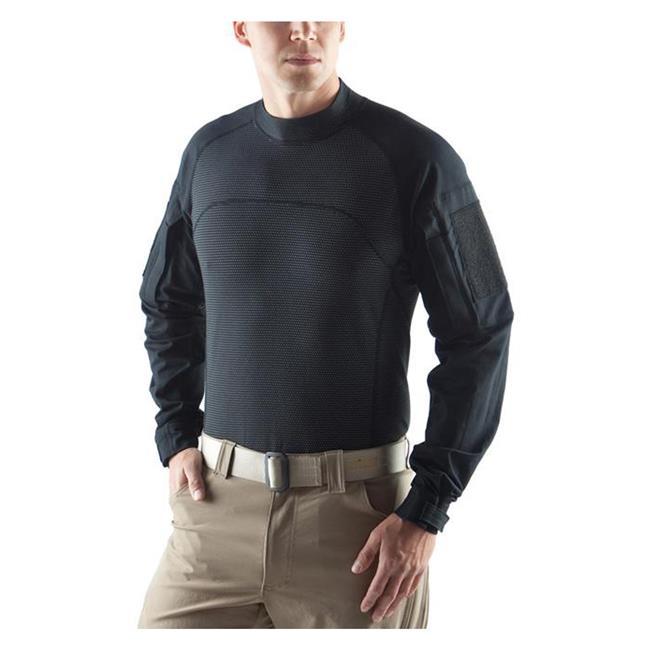 Massif Universal Combat Shirts Black
