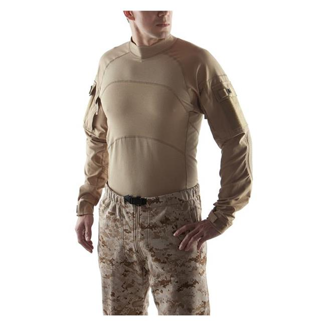 Massif NAVAIR Combat Shirts 7.0 Tan