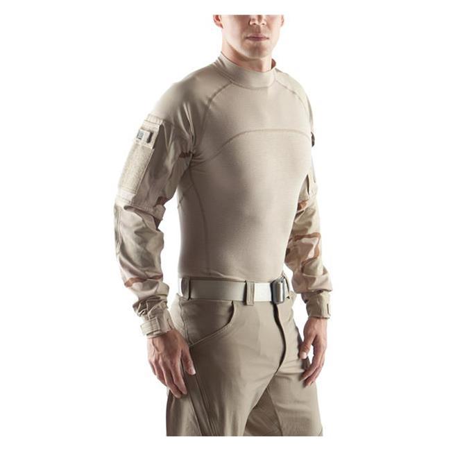 Massif Navy Combat Shirts 7.0 3 Color Desert