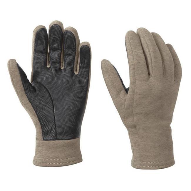 Massif Sentry Gloves Tan / Black
