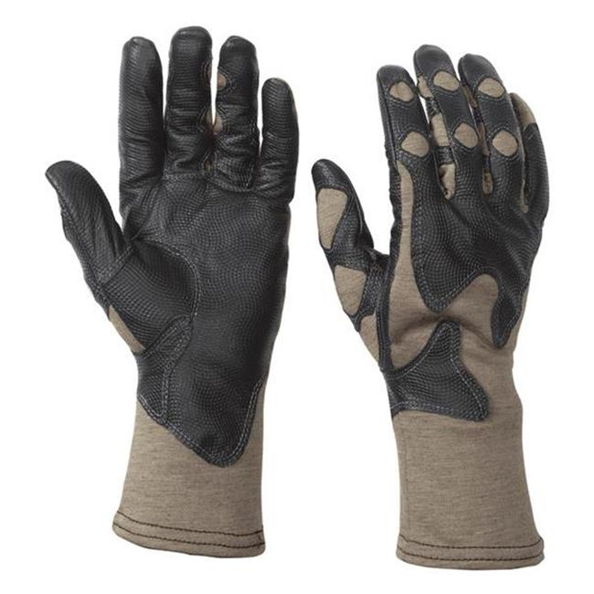 Massif Overlord Gloves Tan / Black