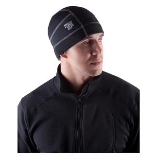Massif Flamestretch Beanie Black / Gray