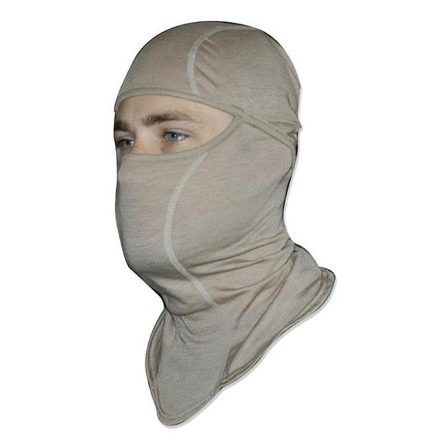 Massif Cool Knit Ninja Balaclava Tan