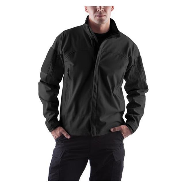 Massif Lightweight Tactical Jackets Black