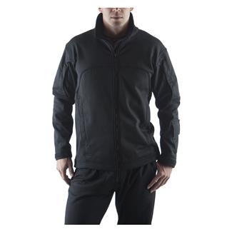 Massif Elements Tactical Jacket Black