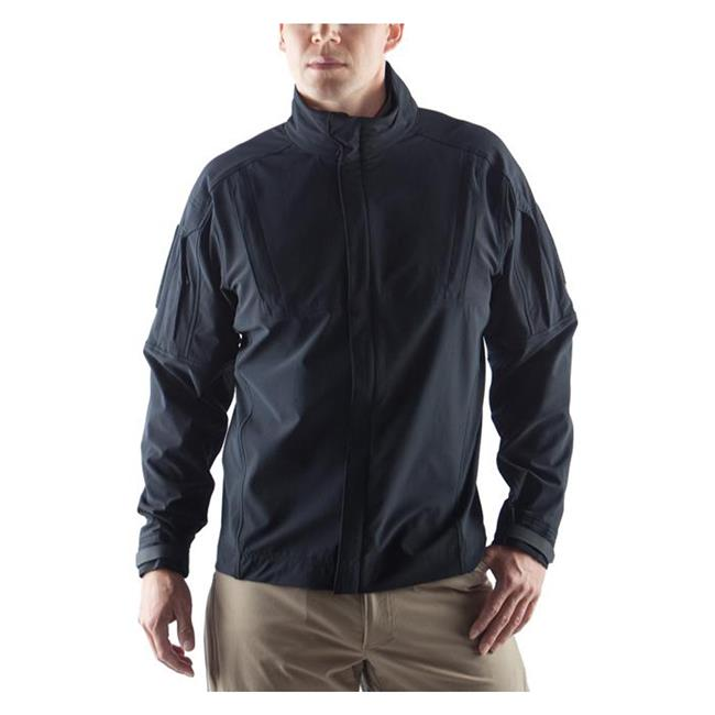 Massif Integrated Tactical Jackets Black