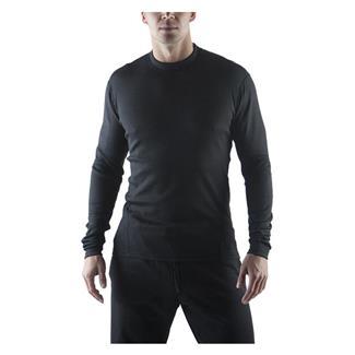 Massif HotJohns Crew Shirts Black