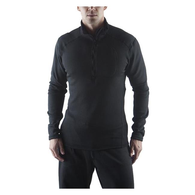 Massif Flamestretch Pullovers Black