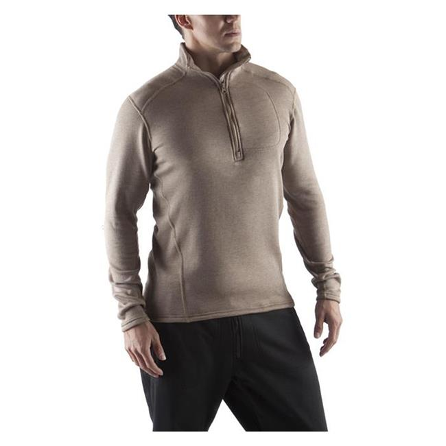 Massif Flamestretch Pullovers Coyote Tan